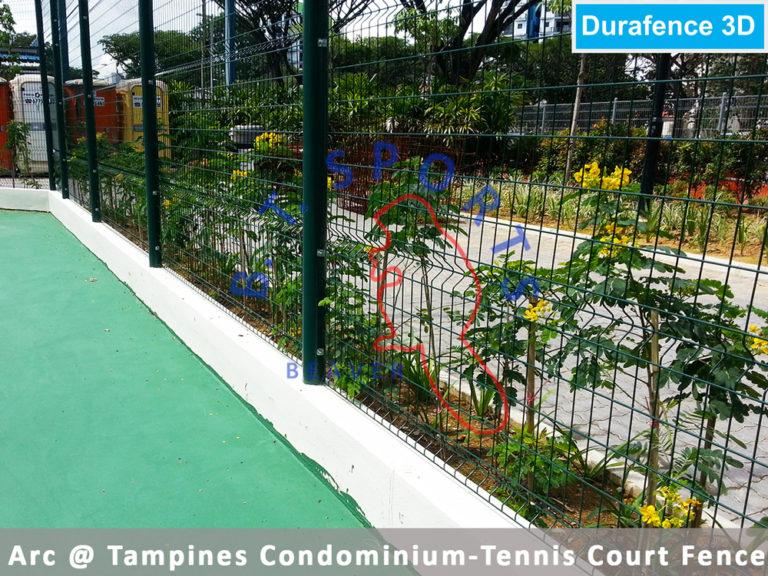 Arc-At-Tampines-Condo--Tennis-Court-Fence