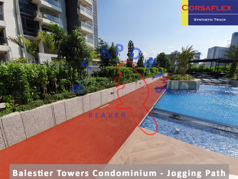 Balestier Tower- Jogging Path