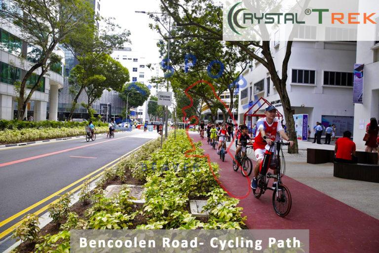 Bencoolen- Cycling Track