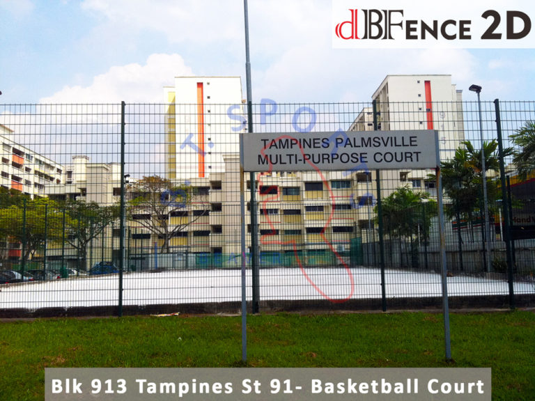 Blk 913 Tampines St 91- Basketball Court