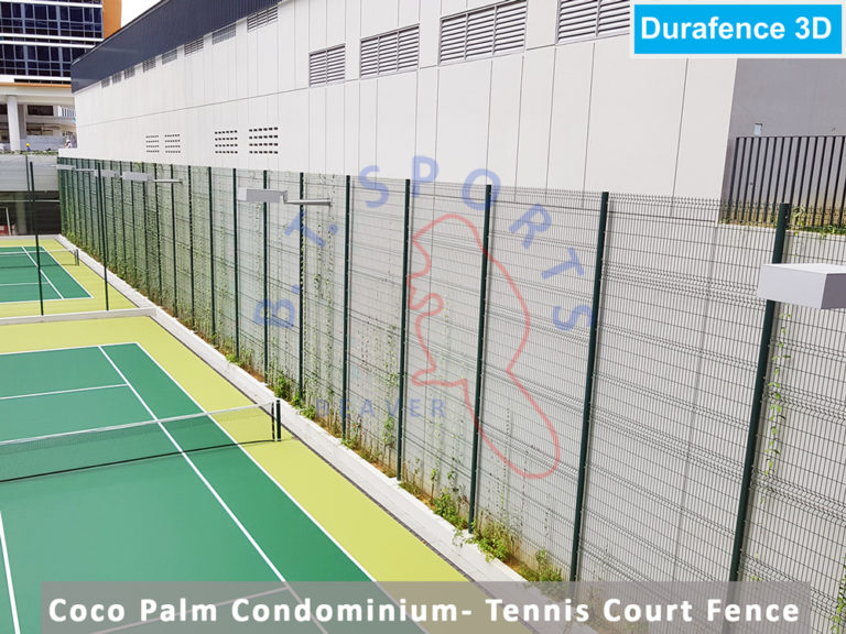 Coco-Palm-Condo--Tennis-Court-Fence