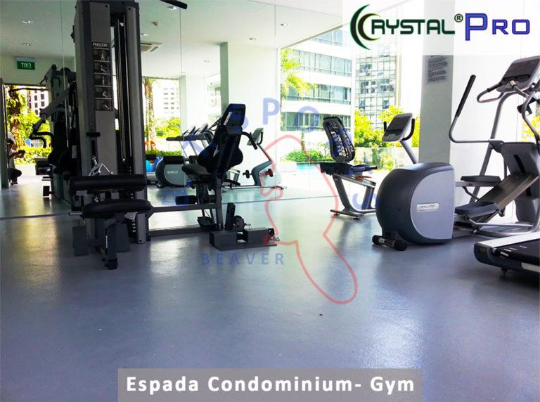 Espada Condo-Gym Room