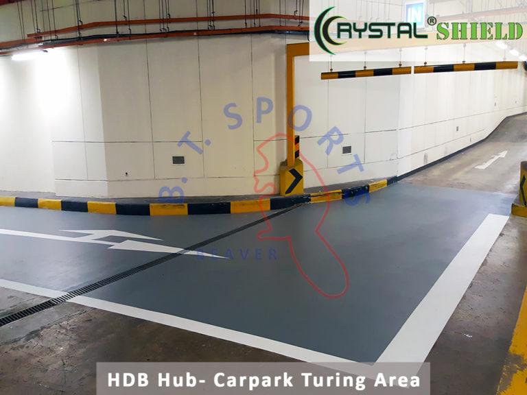 HDB-Hub--Carpark-Turning-Area