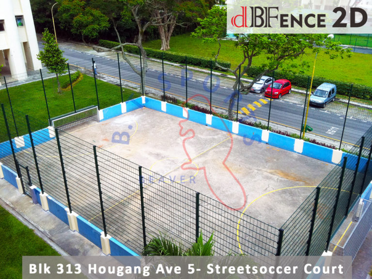 Hougang Blk 313- Streetsoccer Court