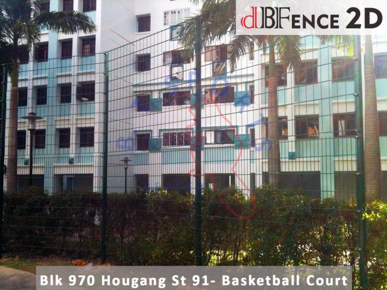 Hougang St 91 Blk 970- Basketball Court