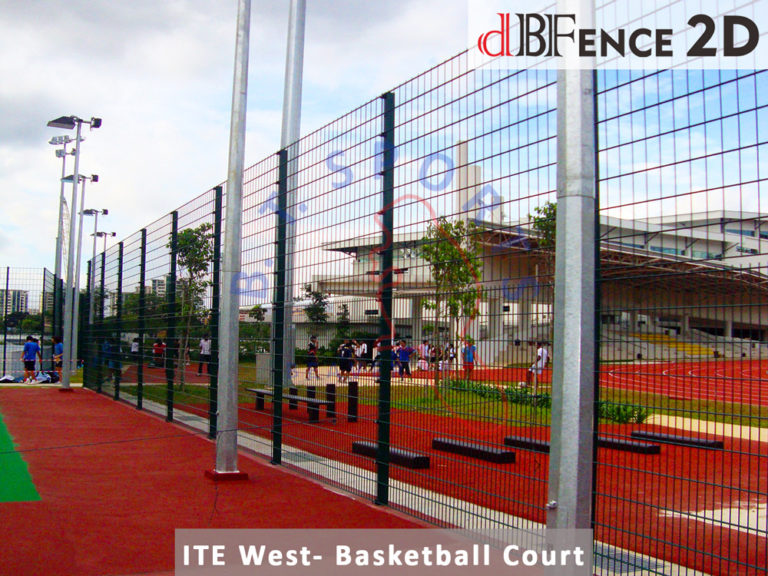 ITE West- Basketball Court