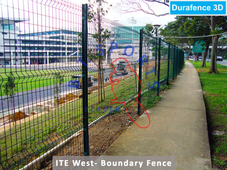 ITE West- Boundary Fence