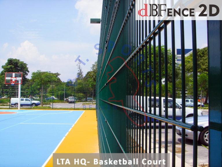 LTA HQ- Basketball Court