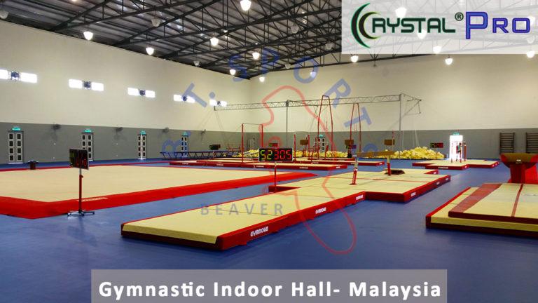 Malaysia- Gymnastic Hall