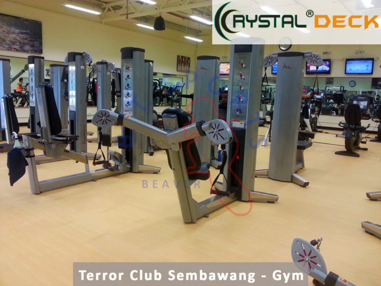 Terror Club- Gym Room