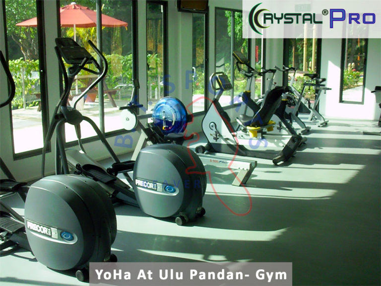 YoHa At Ulu Pandan- Gym Room